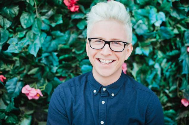 The fabulous Tyler Oakley this year!
