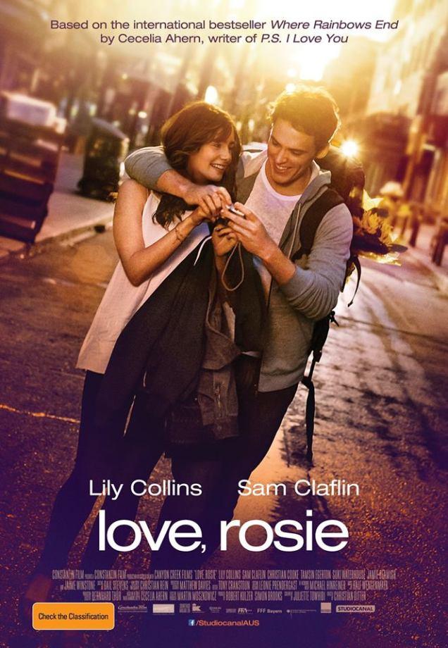 Love, Rosie  c. Lionsgate Films